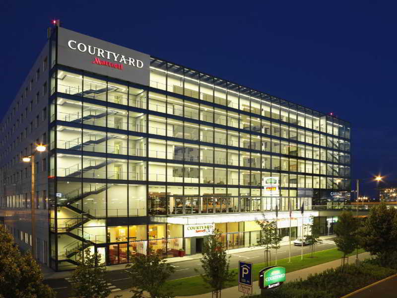 Courtyard By Marriott Airport in Prague, Czech Republic