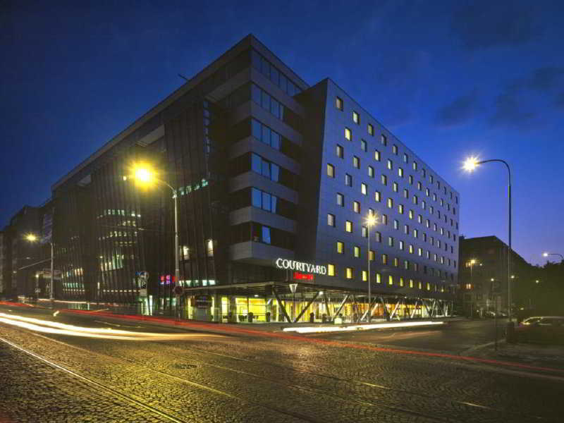 Courtyard By Marriott Flora in Prague, Czech Republic