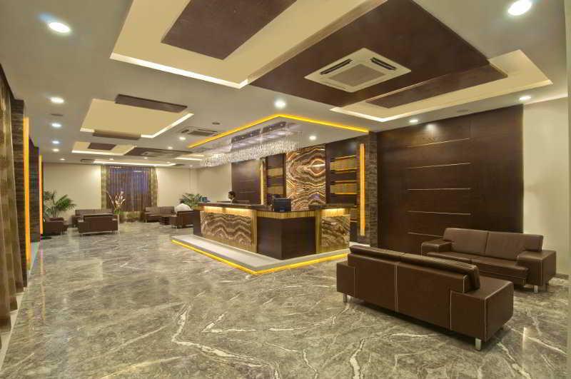 Treatotel Hotel - Tg:  Lobby