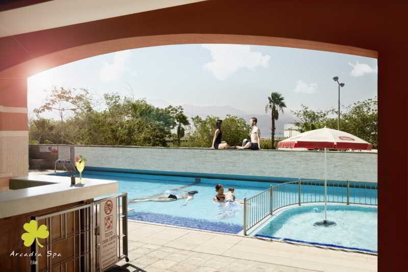 Pool (#2 of 5) - Arcadia Spa Eilat