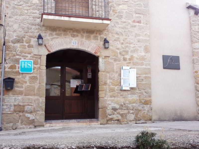 Rural hotel La Grancha