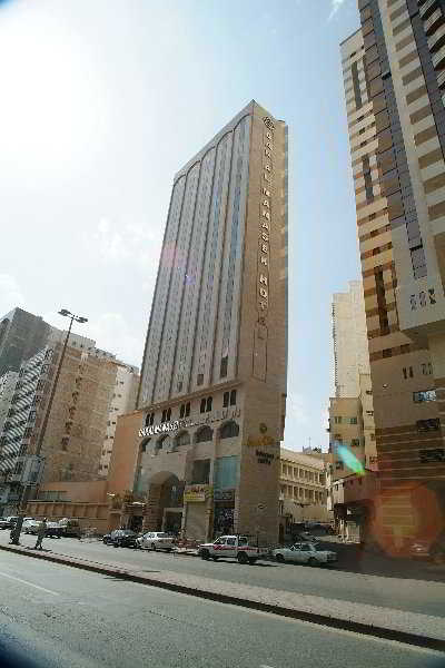 Dormir en Hotel Makkah Dar Al Manasek en La Meca