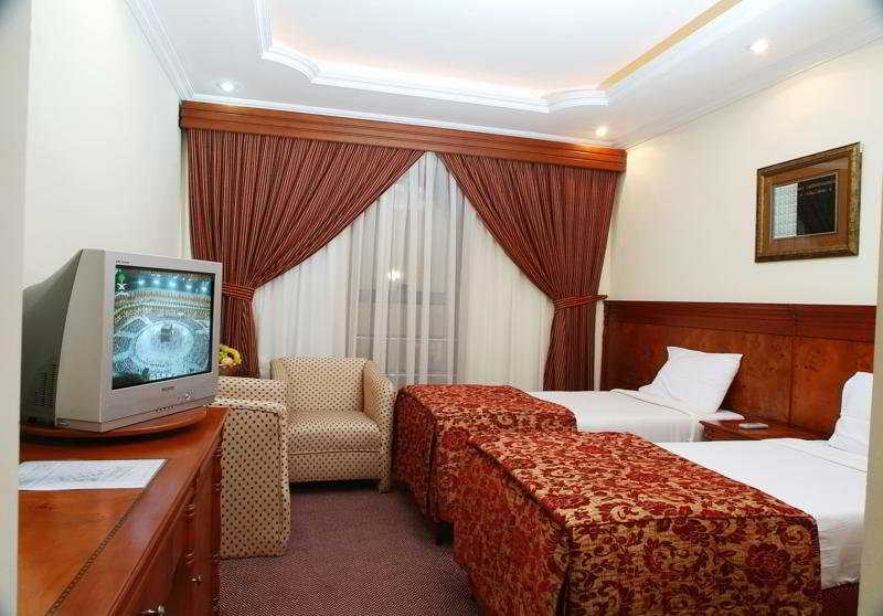 Hotel en La Meca