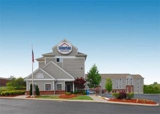 Suburban Extended Stay Hotel Hermitage