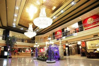 Taoyuan International Tourist:  Lobby