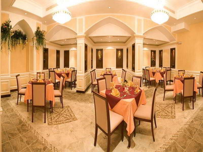 Restaurant - Coral Gulf Hotel Riyadh