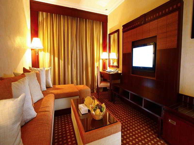Room - Coral Gulf Hotel Riyadh