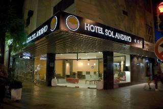 Sol Andino in Mendoza, Argentina
