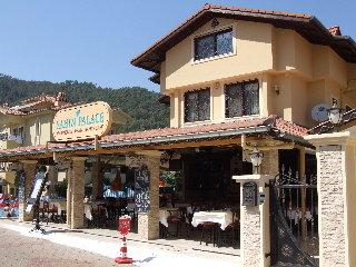 Sahin Palace in Marmaris, Turkey