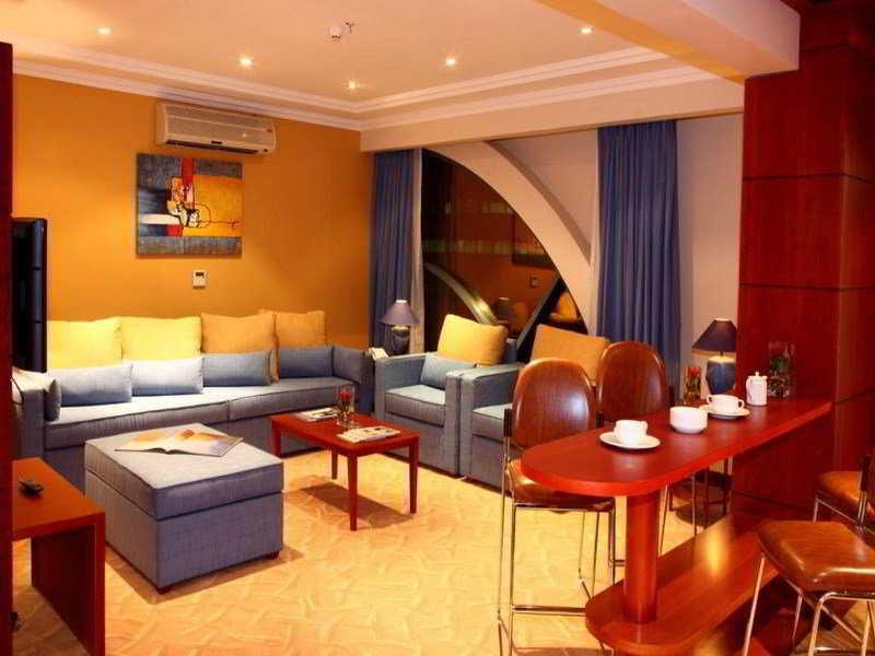 Hotel Corp Executive Deira Hote en Riad