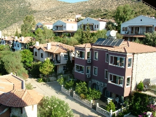 3T Apart in Kalkan, Turkey