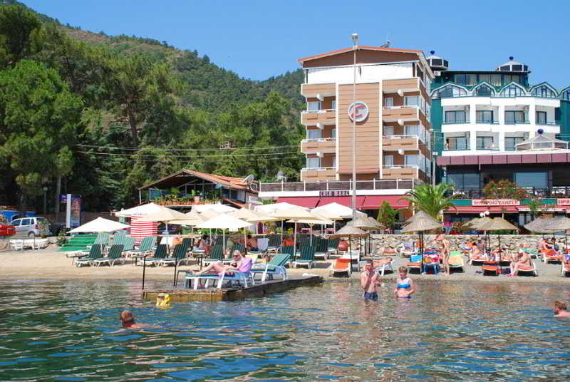 Monte Boutique Hotel in Marmaris, Turkey