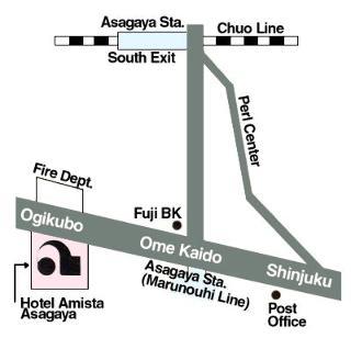 Route Inn Tokyo Asagaya