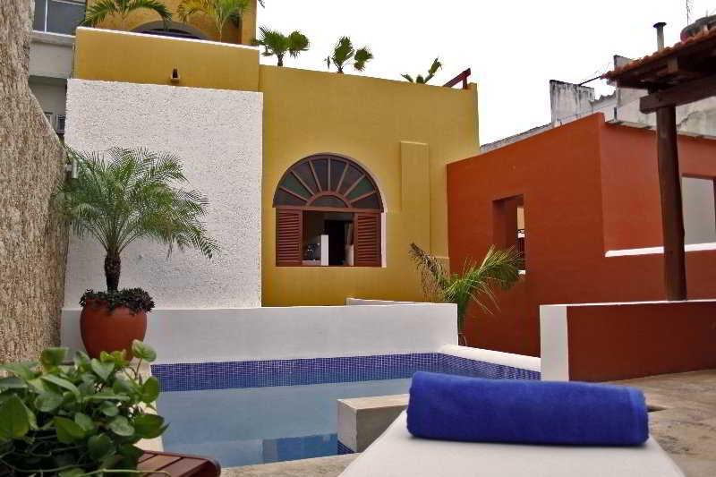Amiga und Hotel de paso campeche