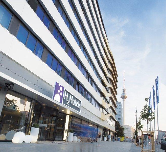 H2 Hotel Berlin Alexanderplatz in Berlin, Germany