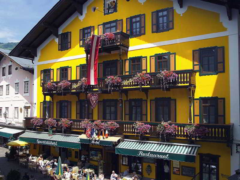 Lebzelter Zell Am See, Austria Hotels & Resorts