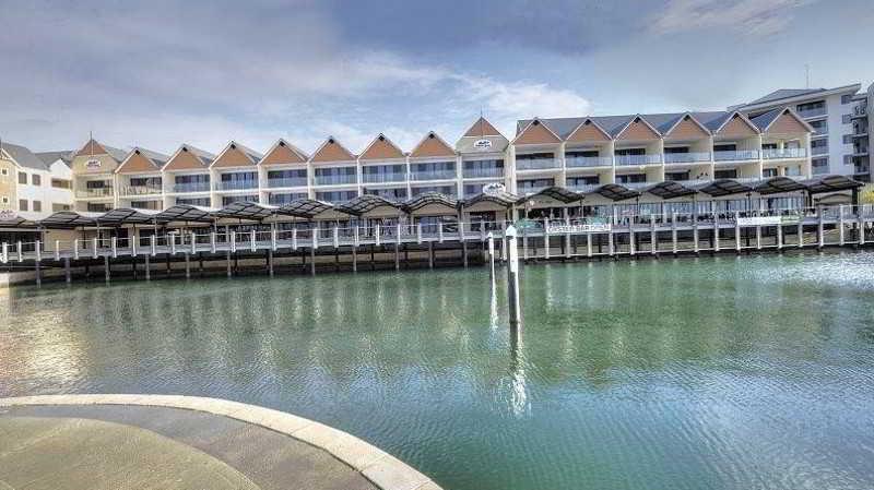 dolphin quay apartments hotel en mandurah viajes el. Black Bedroom Furniture Sets. Home Design Ideas