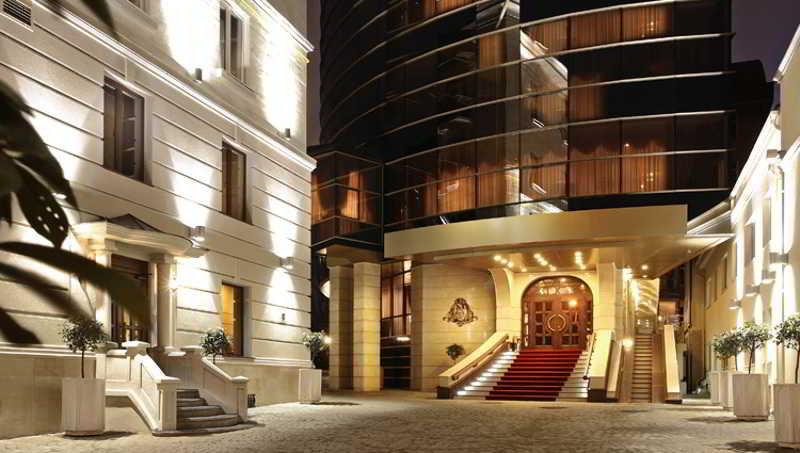 Nobil Luxury Boutique Hotel in Chisinau, Moldova