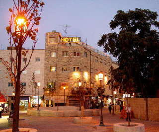 Legacy Hotel Jerusalem -