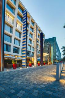 Dormir en Hotel Radisson Blu Media Harbour en Dusseldorf