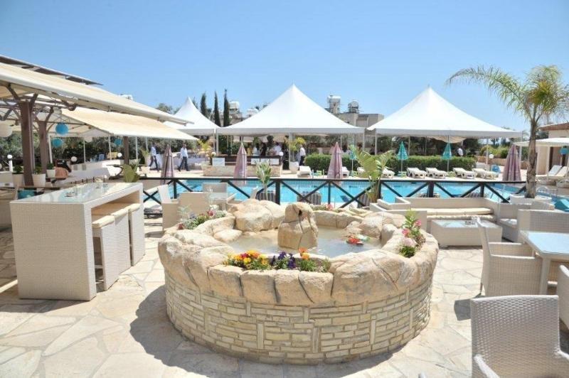Hôtel Chypre : Larnaca