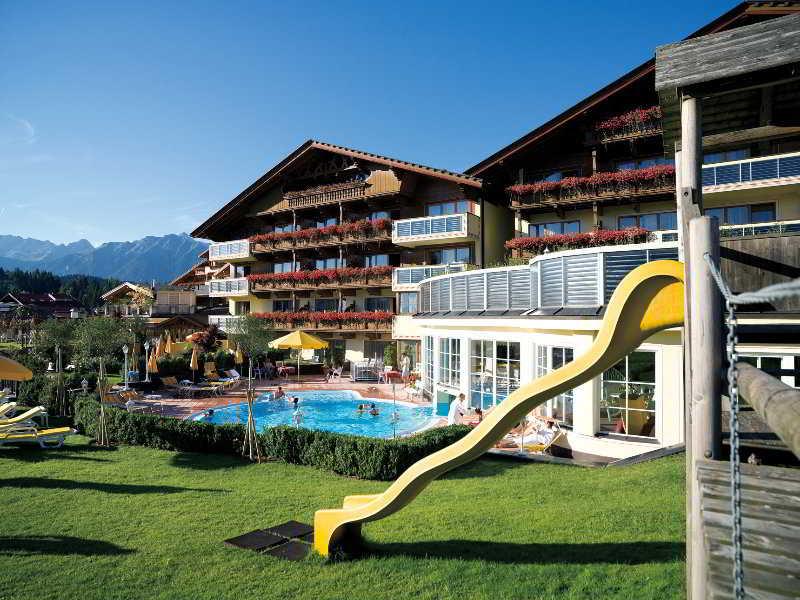 Family and Spa Hotel Alpenpark
