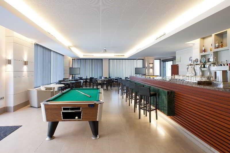 hotel Mercure Algeciras en la población de Algeciras