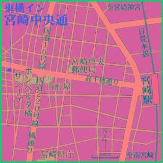Toyoko Inn Miyazaki Chuo-dori