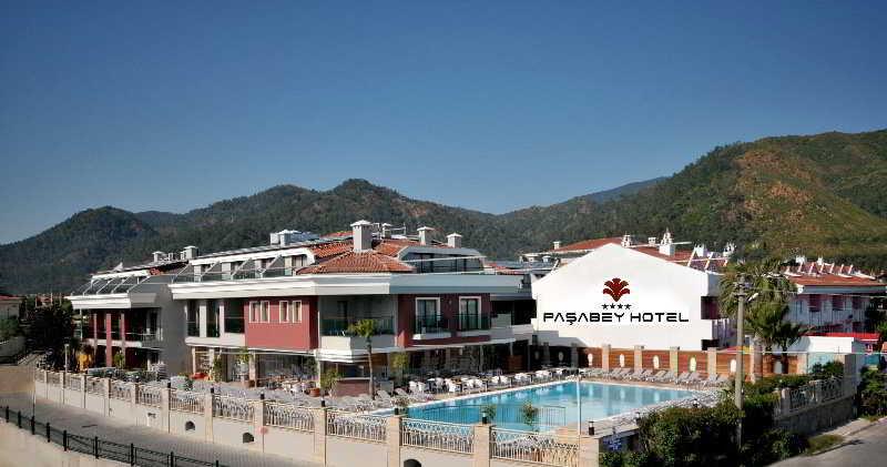 Pasabey Hotel in Marmaris, Turkey