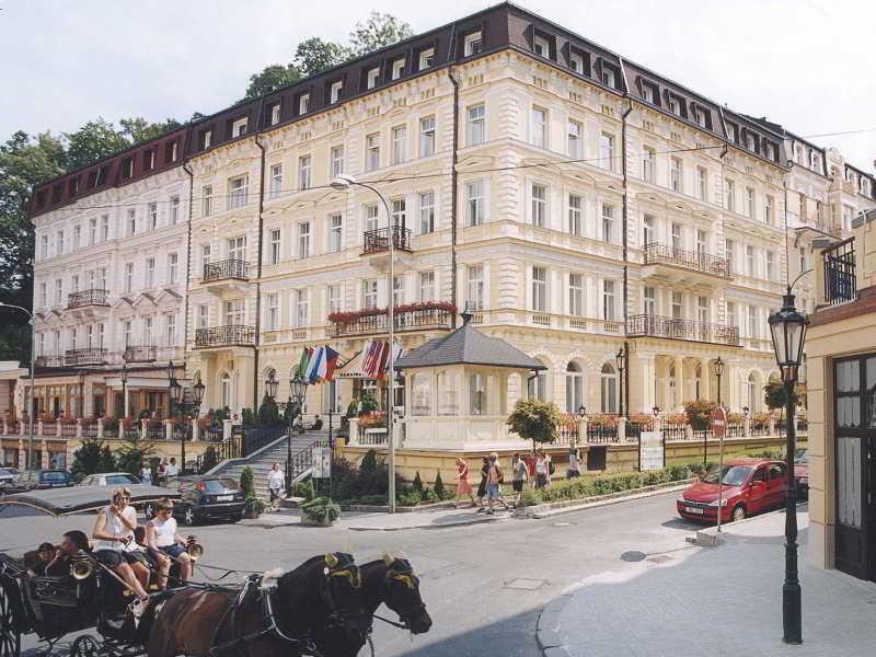 Hotel Krivan in Karlovy Vary, Czech Republic
