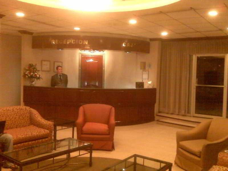 Hotel Ejecutivo:  Lobby