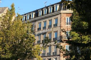 Hôtel Alsace : Strasbourg