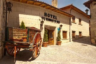 hotel alisa burgos: