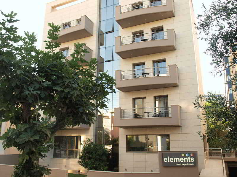 Elements Hotel & Apartments:  General