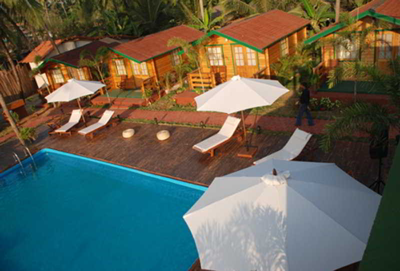 Micasa Beach Resort in Goa, India