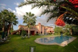 Riad Villa Des Trois Golfs