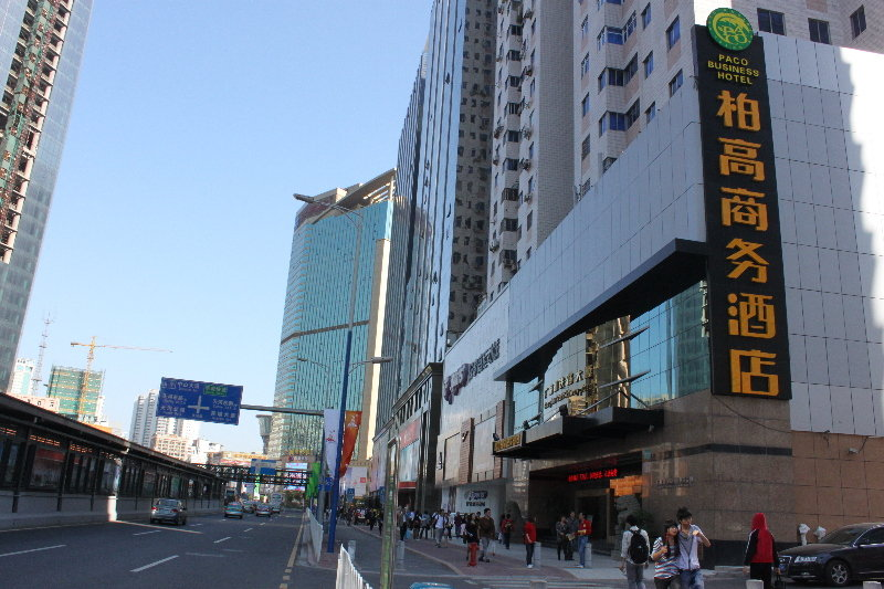 Hotel Paco Business Tianhe
