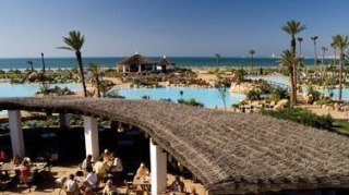 Riu Tikida Dunas in Agadir, Morocco