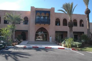 Tikida Golf Palace in Agadir, Morocco