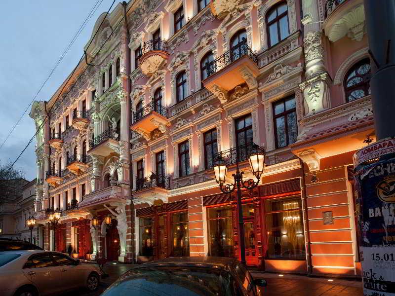 Bristol Hotel in Odessa, Ukraine