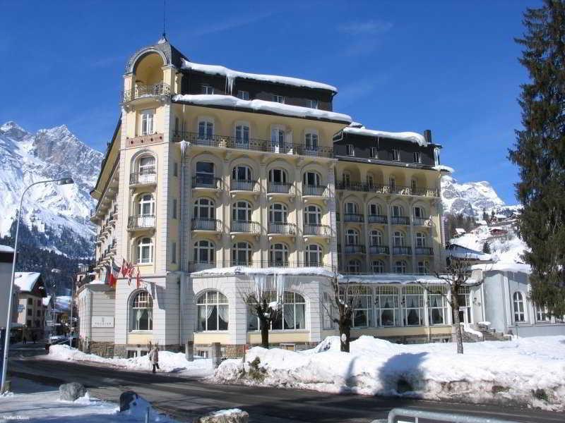 Europäischer Hof-Europe in Swiss Alps, Switzerland