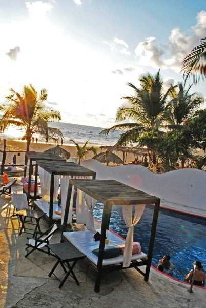 Pool - Hotel Club De Playa Baxar