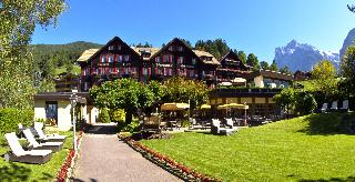 Romantik Hotel Schweizerhof in Swiss Alps, Switzerland