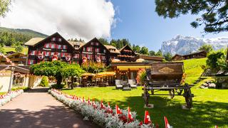 Romantik Schweizerhof Grindelwald