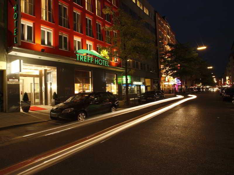 Treff Munchen City Centre Hotel in Munich, Germany