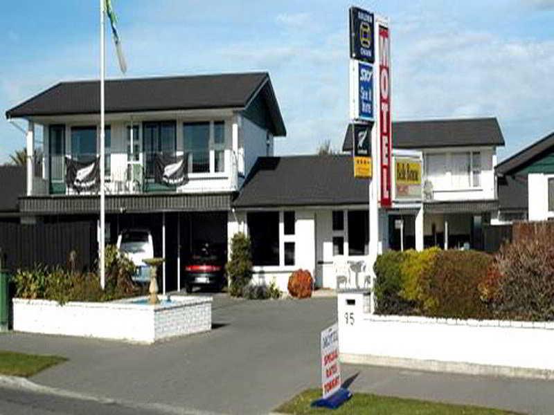 Belle Bonne Motel in Canterbury-Christchurch MT Cook, New Zealand