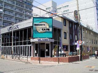 大阪肥後橋50號家庭旅舍