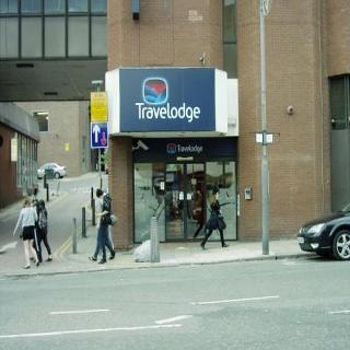 Travelodge Leeds Vicar Lane