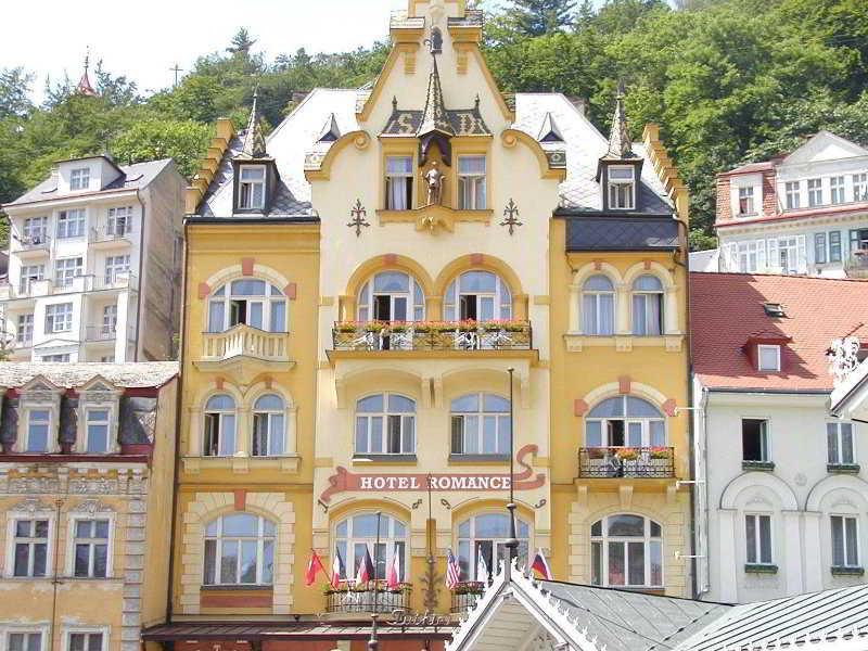 Romance Puskin Hotel in Karlovy Vary, Czech Republic
