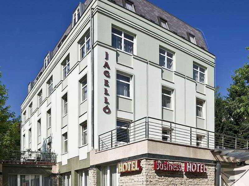Jagello Hotel in Budapest, Hungary